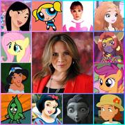Maggie Vera Personajes por Fernanda