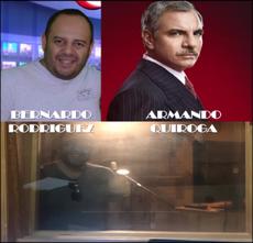 Perdona Nuestros Pecados Armando Quiroga - doblaje