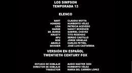 Simpson-T13DVD créditos