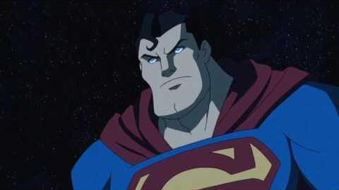 Superman vs La Élite 2012 – La confrontación