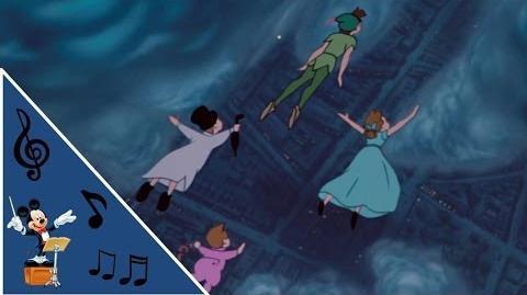 "Video Musical ""Volaras, Volaras, Volaras"" Peter Pan"