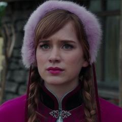 Anna en la versión de Sony de <a href=