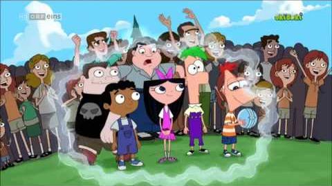 De Paso Estoy - Phineas y Ferb HD