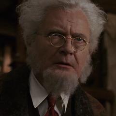 El Profesor Kirk Diggory en <a href=