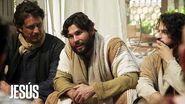Jesús Jesús le revela a sus discípulos el objetivo de su misión en la tierra