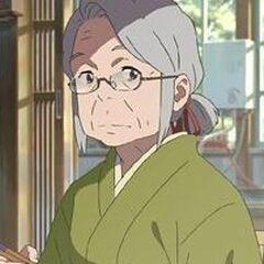 Abuela Hitoha en <a href=