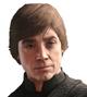 Luke Skywalker adult battlefront 2