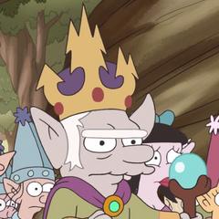 Rey Elfo en <a href=