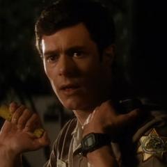 Oficial Ross en <a href=