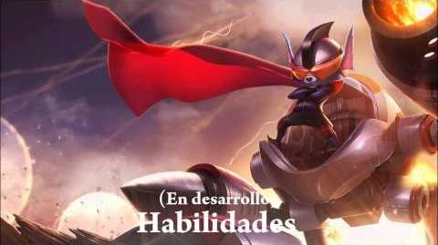 (PBE) Voz de Super Galaxy Rumble Audio Español Latino