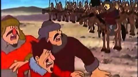 12 Erase una vez El Hombre Los viajes de Marco Polo