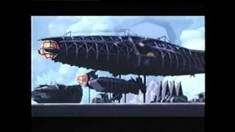 Atlantis El imperio perdido Trailer