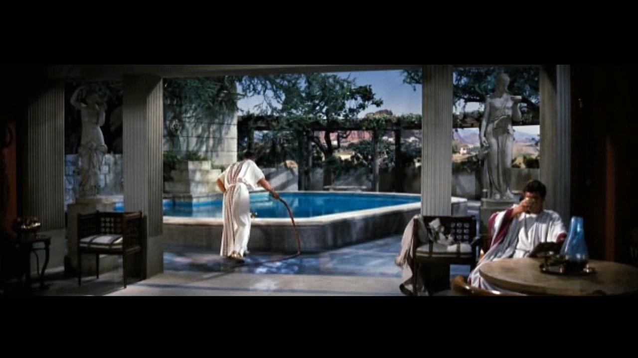 Ben-Hur (1959) - Doblaje Latino -Judah se reencuentra con Messala-