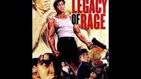 Legacy of Rage - Brandon Lee - Accion - Artes Marciales (Audio Latino)
