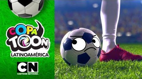 Los mejores momentos de la historia del fútbol Copa Toon Cartoon Network