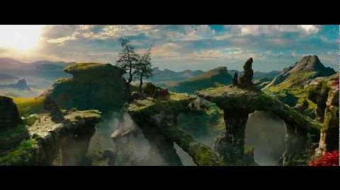Oz El Poderoso - Super Bowl TV spot doblado