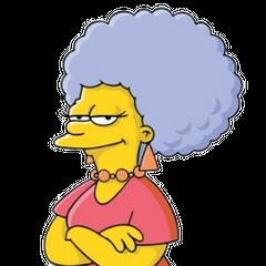 Patty Bouvier también en <a href=