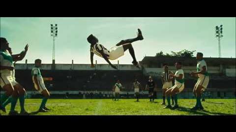 Pelé- El nacimiento de una leyenda - Trailer Español Latino