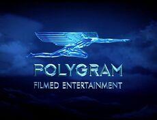 Polygram filmed entertainment logo 1997