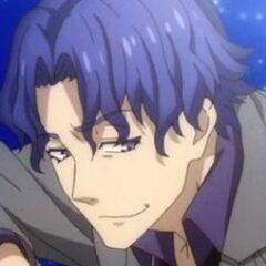 Shinji Matou en <a href=