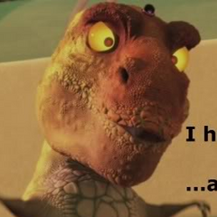 T-Rex en <a href=