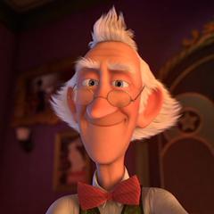 Señor Lawrence en <a href=