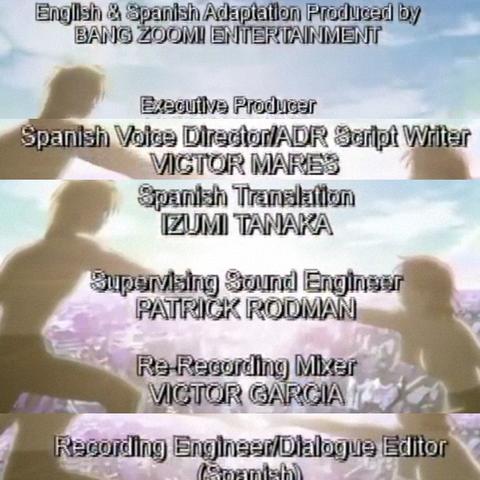 Base para los episodio 1 - 12