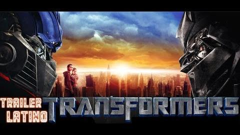 Transformers (2007) Tráiler Oficial Doblado al Español Latino -HD-