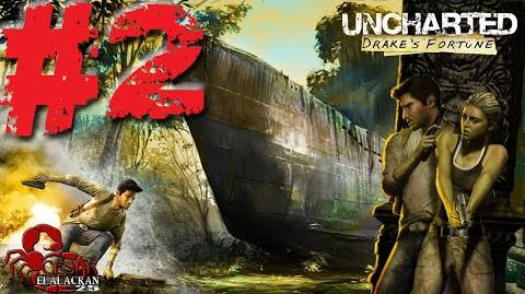 Uncharted - Gameplay (Español Latino) Parte 2 HD