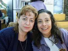Anabel y Ruth