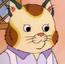 Fiona (Mother Cat) BWORS