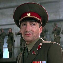 General Ourumov en <a href=
