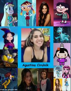 Imagen Collage de Agustina
