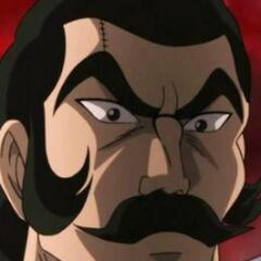 Kenzo Kabuto en <a href=