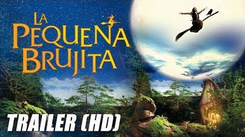 La Pequeña Brujita (The Little Witch) - Trailer Doblado