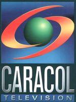 Logo Caracol Televisión 1998-2000