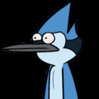 Mordecai en <a href=