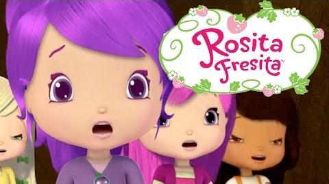 Rosita Fresita ★🍓 LA PELOTA HD 🍓★ Aventuras en Tutti Frutti Video para niños en español