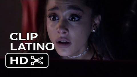 Scream Queens - Clip Doblado Español Latino 'Muerte de Chanel 2' 1x01 (2015) Ariana Grande HD