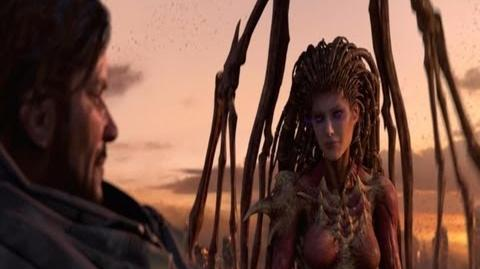StarCraft II Heart Of The Swarm - Final (Español Latino Cinematic)