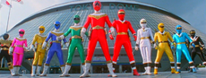 Zeo vs Alien Rangers