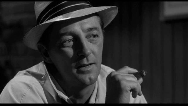 Cape Fear (1962) Conversando con Max Cady (Español Latino)