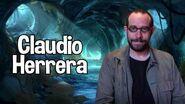 Claudio Herrera es la voz de Toporocho en Un Rescate de Huevitos