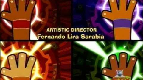 Combo Niños - Intro (HQ)(Latinamerica)