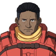 Geronimo Jr. / Cyborg 005 en <a href=