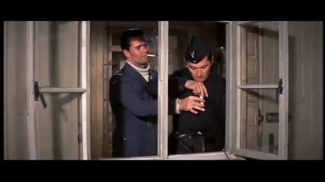 EL GRAN ESCAPE(1963) HENDLEY Y WERNER ESPAÑOL LATINO