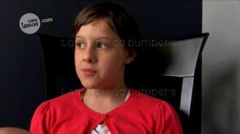 El buen amigo gigante - Ruby Barnhill habla de la película - Español Latino