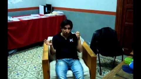 Entrevista a Arturo Cataño - Redentor 1x06 (2 2)