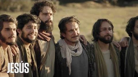 Jesús El día de la elección de los 12 apóstoles llegó