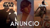 La saga Skywalker completa Star Wars Disney (Trailer latino)